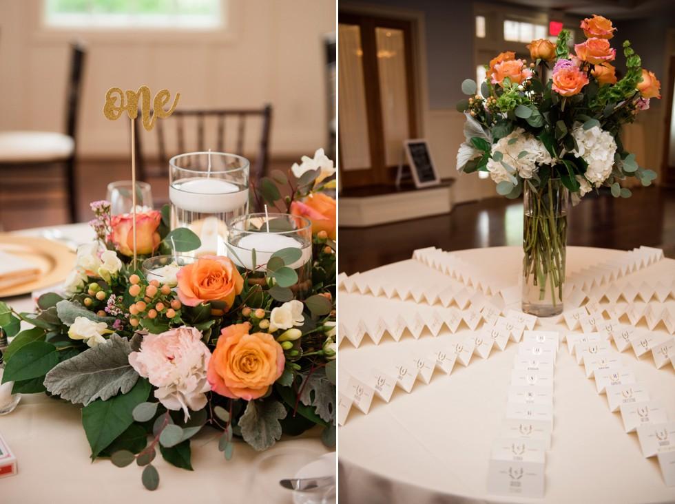 Cinco de Mayo Beach wedding reception