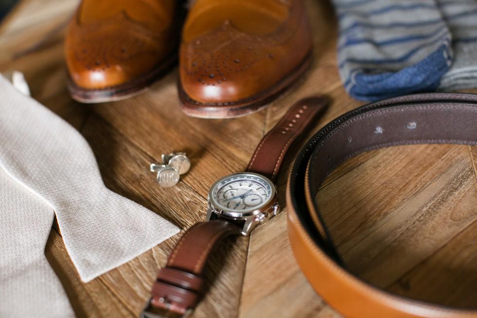 groom details Citizen watch