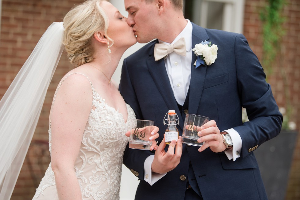 Ireland whiskey made by bride and groom