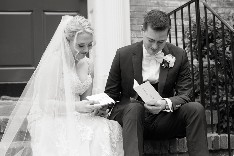 private vow reading