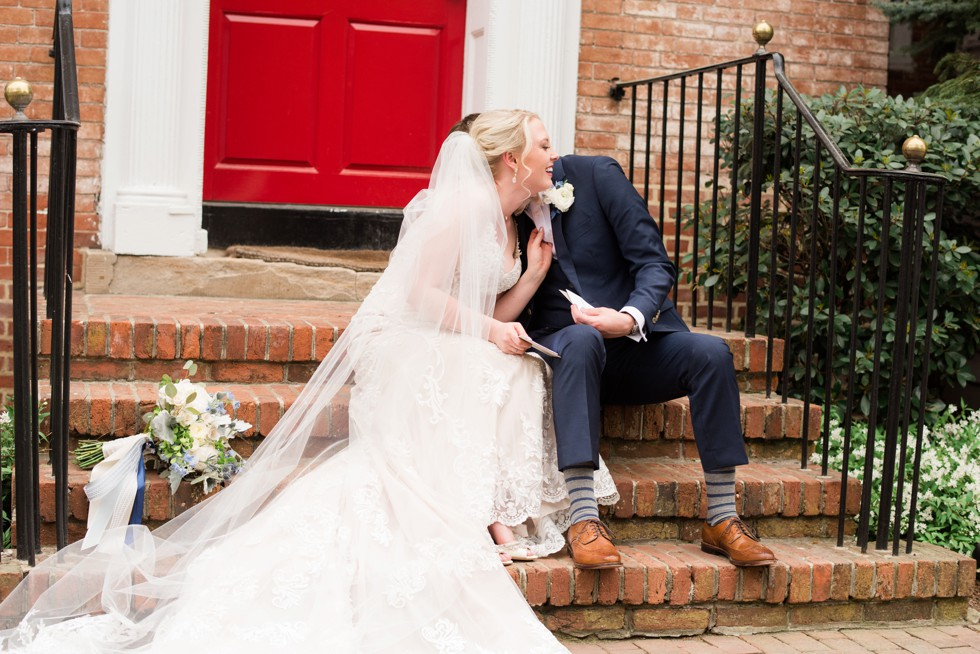 The Tidewater Inn Easton MD Wedding