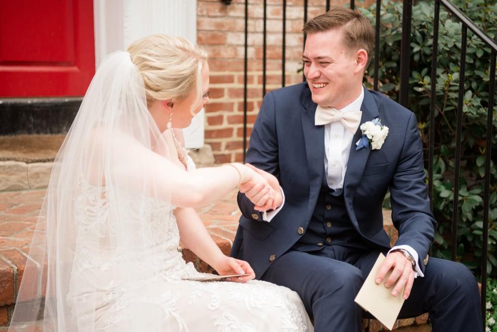 The Tidewater Inn wedding