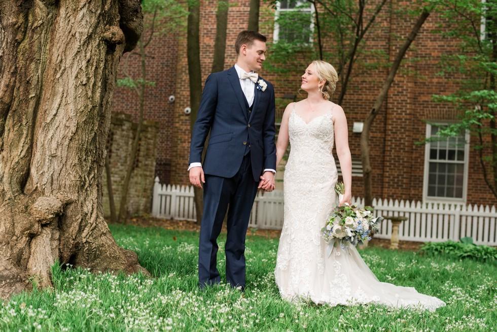 Easton Garden wedding photographers