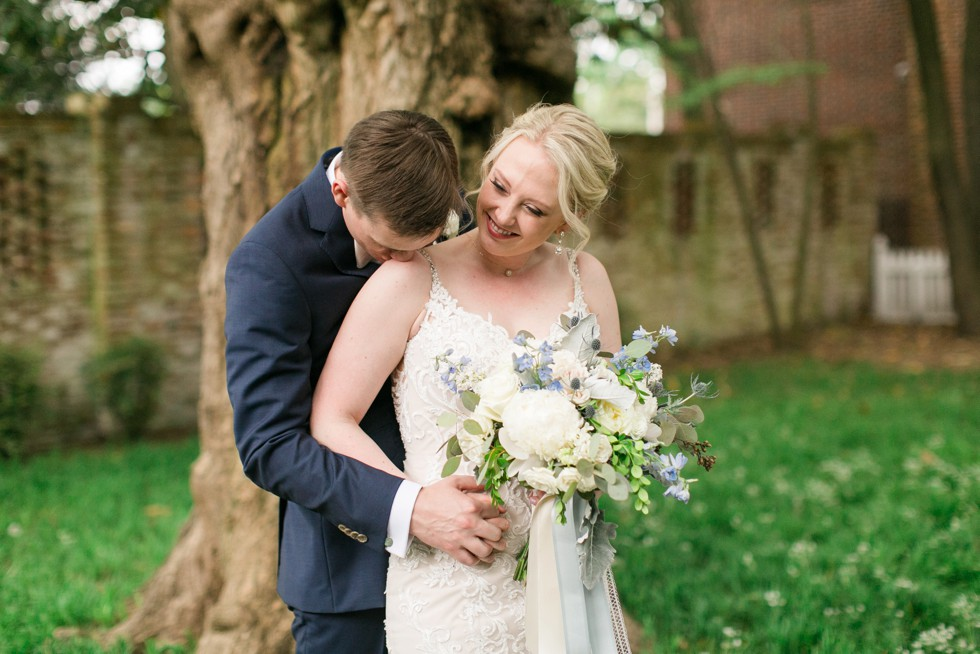Easton Garden wedding Seaberry Farm florals