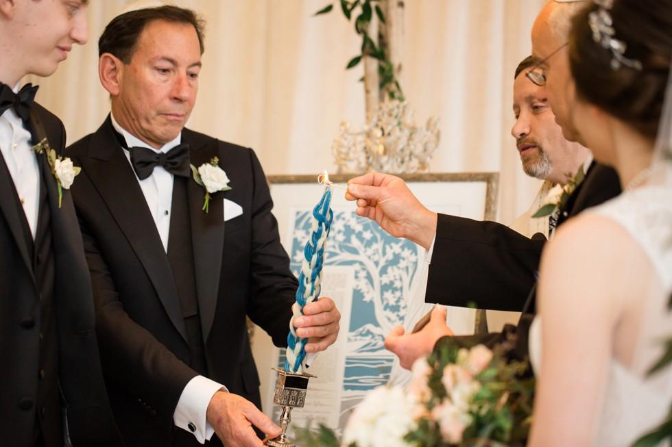 Four Seasons Hotel indoor ceremony