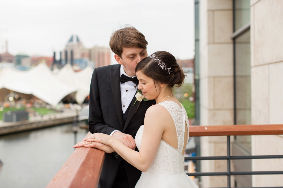 Four Seasons Hotel Baltimore wedding photos