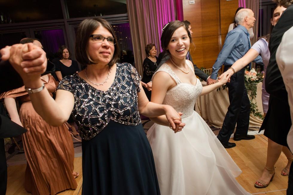 Four Seasons Hotel wedding reception