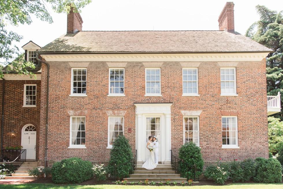 USNA Ogle Hall Wedding Annapolis Maryland