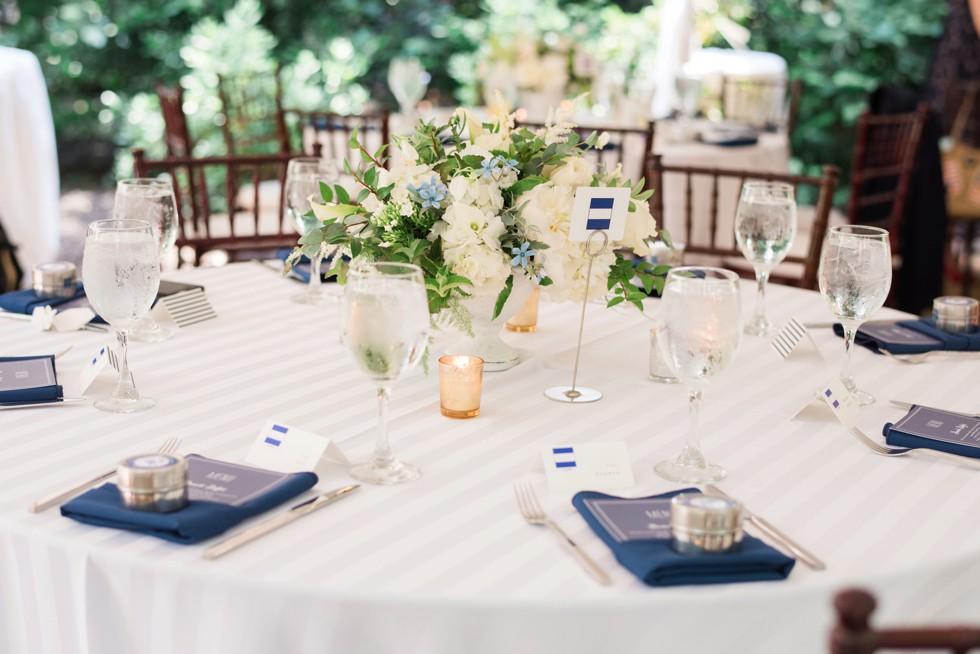 Historic Ogle Hall Wedding Reception