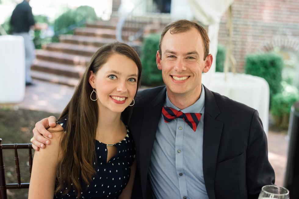 Historic Ogle Hall wedding band