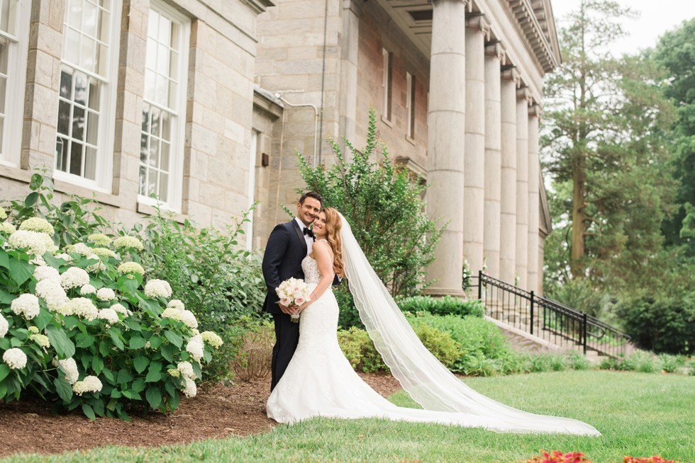 Ballroom at Ellis Preserve Pennsylvania Wedding Venue