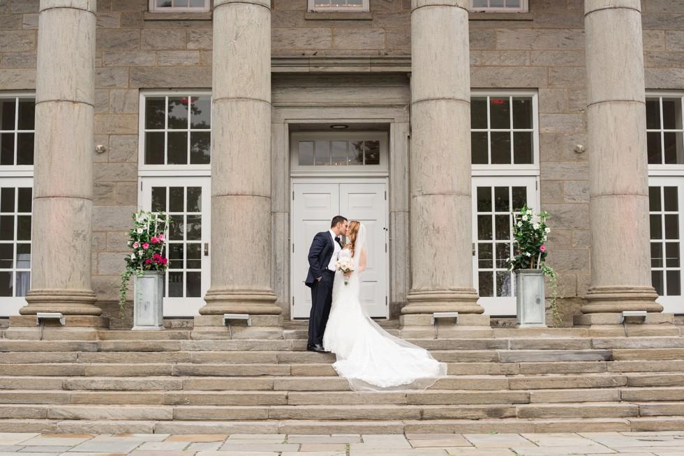 Ballroom at Ellis Preserve Newtown Square Wedding