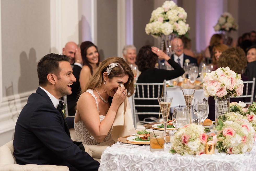 Wedding Reception Ballroom at Ellis Preserve