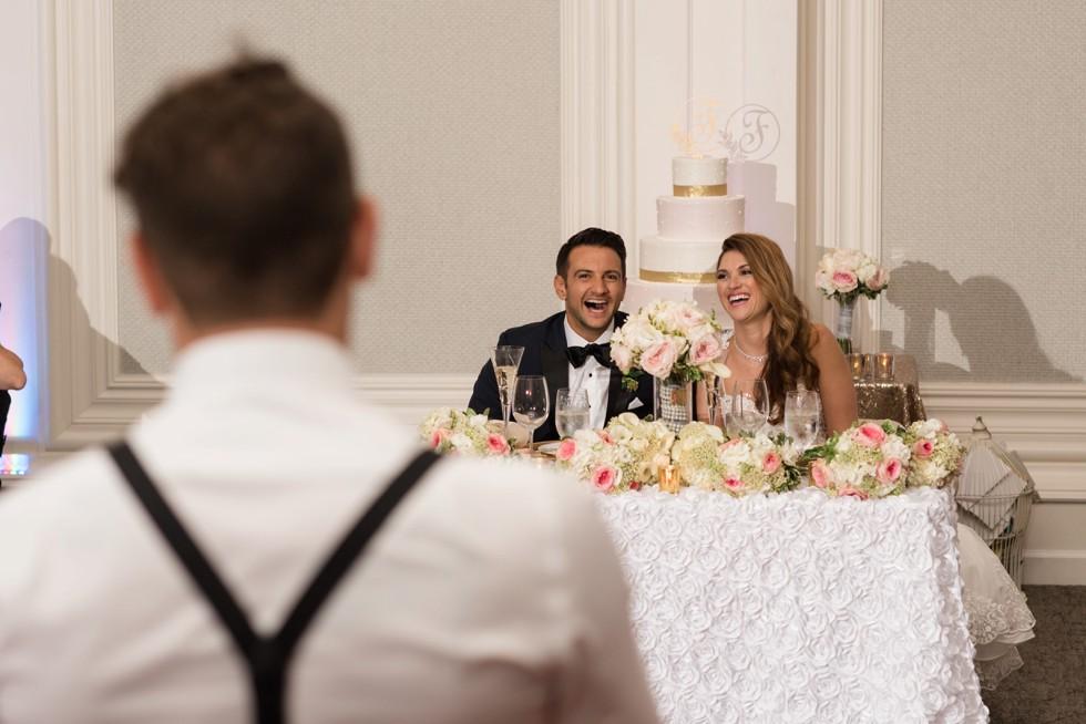 Wedding Reception Newtown Square