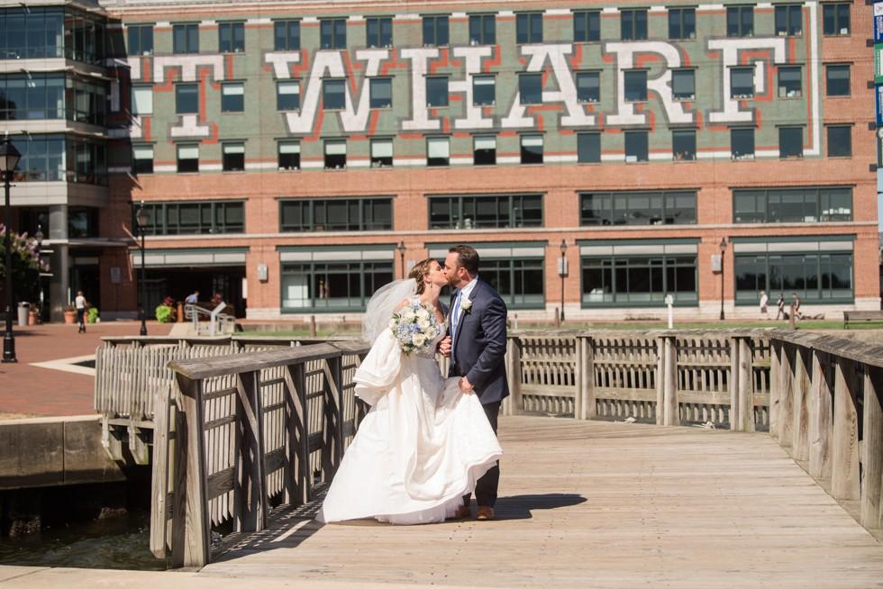 Bond Street Wharf Wedding Photos