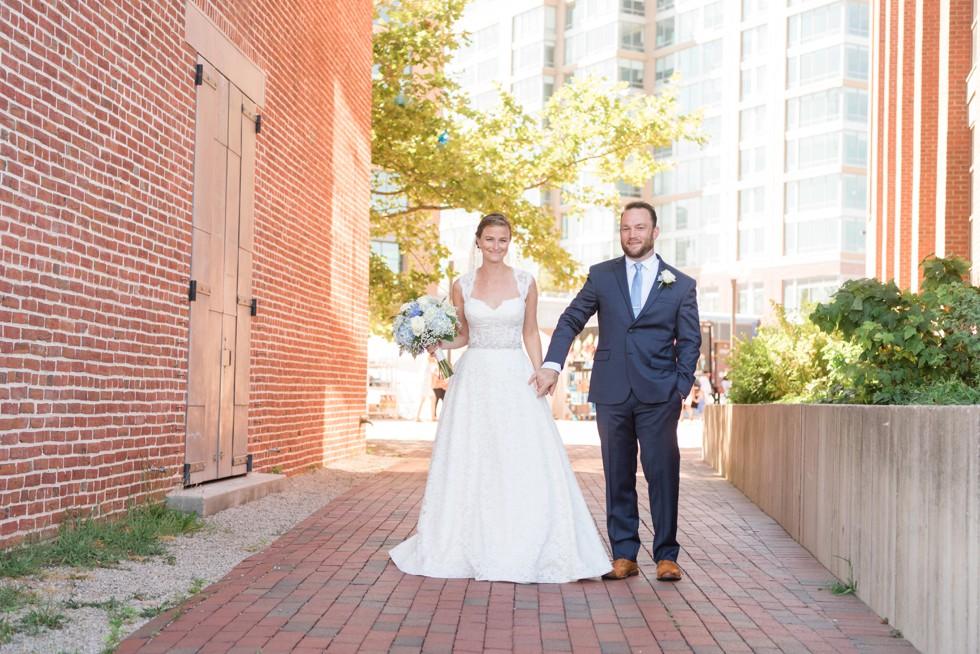 Frederick Douglas Maritime Museum Wedding