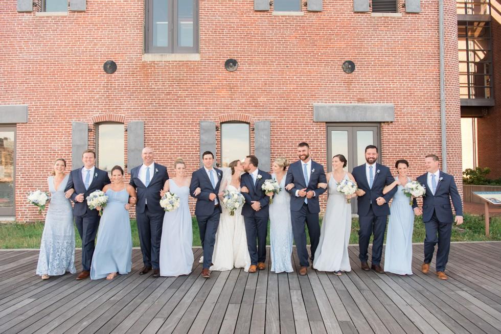 Frederick Douglas Maritime Museum Wedding Party