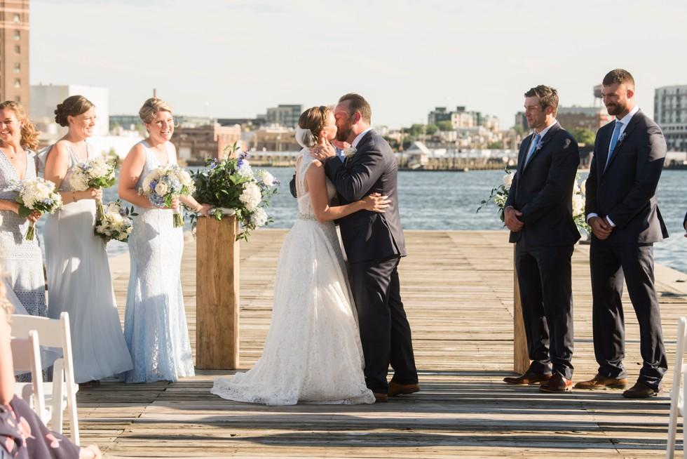 Frederick Douglas Maritime Museum Wedding Ceremony