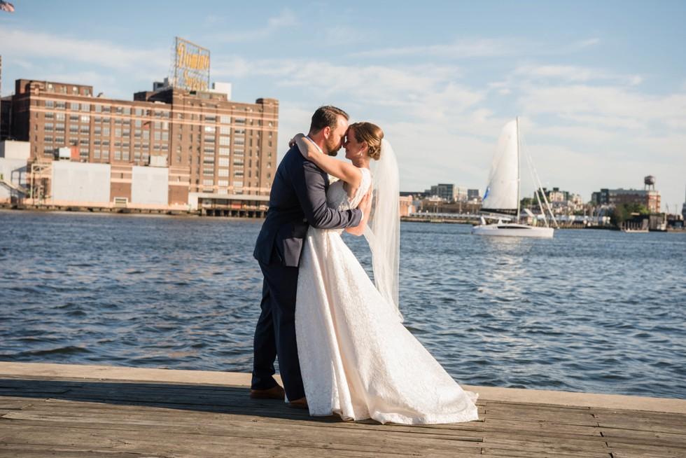 Fells Point Frederick Douglas Maritime Museum Wedding