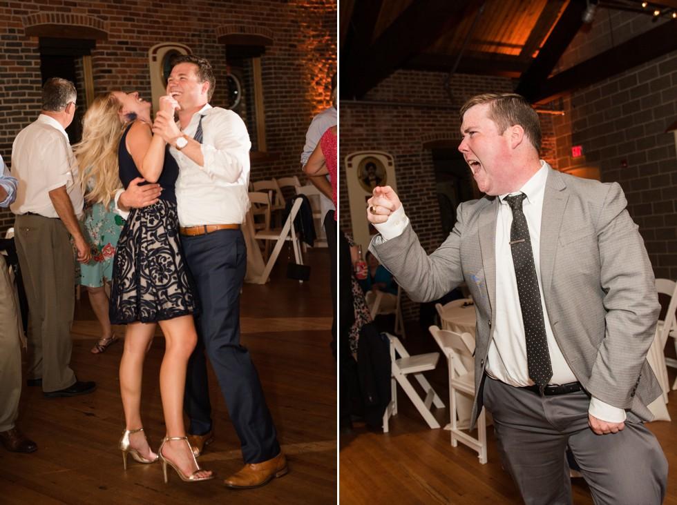 Fells Point Wedding Reception