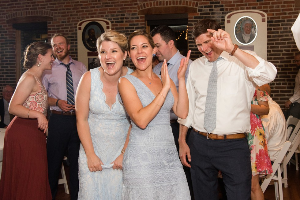 Frederick Douglas Maritime Museum Wedding Reception