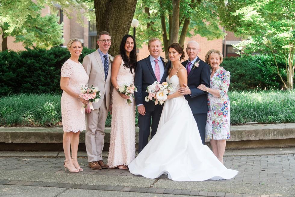 Intimate Talula's Garden Wedding in Philadelphia