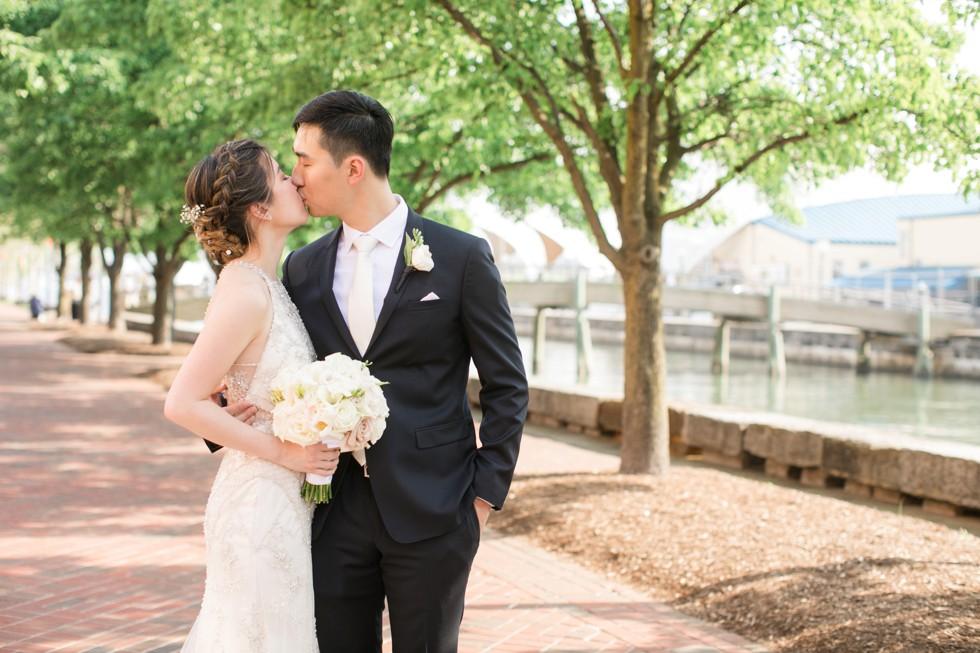 Legg Mason Wedding Baltimore