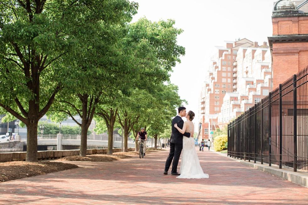 Four Seasons Baltimore Harbor Wedding photos