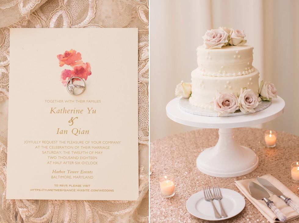 Blue Vanda Floral Designs baltimore wedding