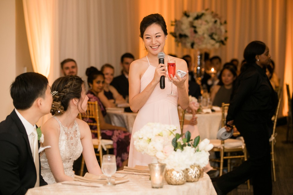 baltimore wedding toasts