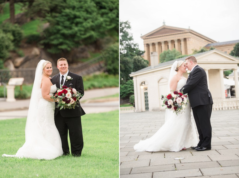 Cescaphe Waterworks wedding in Philadelphia