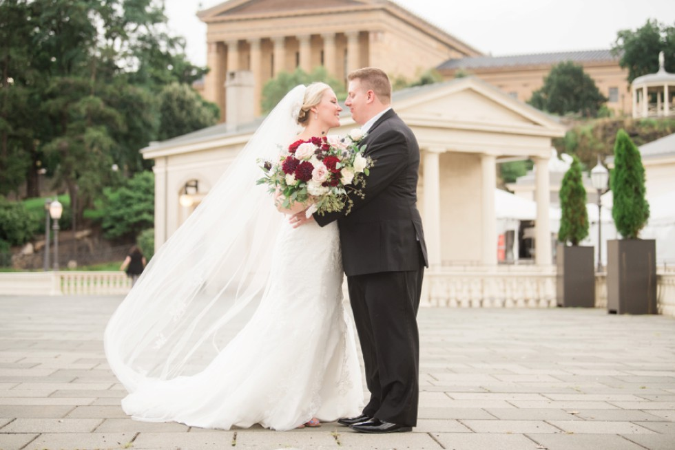 Cescaphe Ballroom wedding in Philadelphia