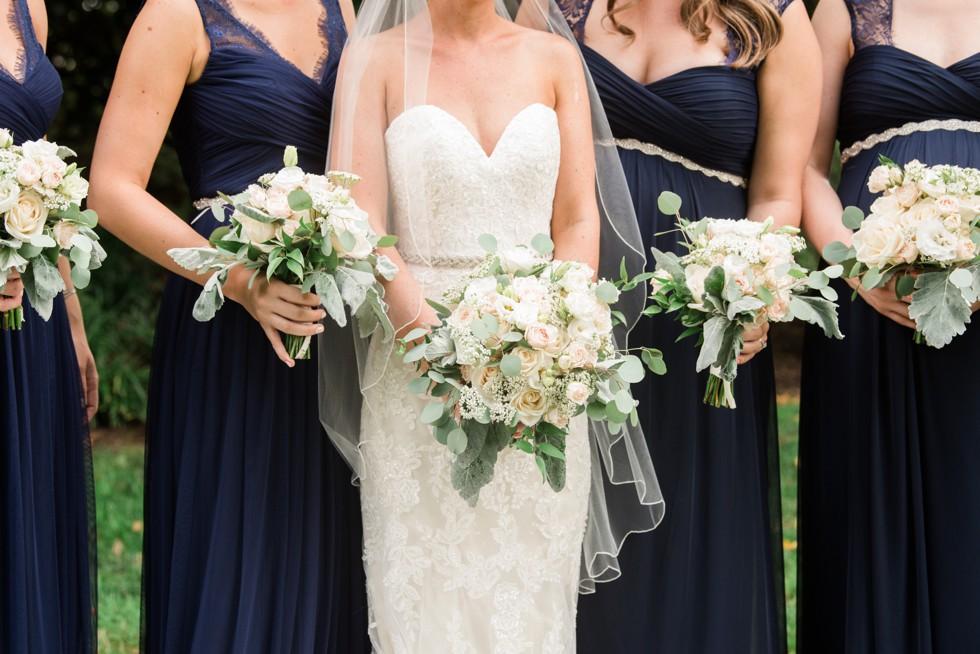 Azalea Garden PMA wedding family photos