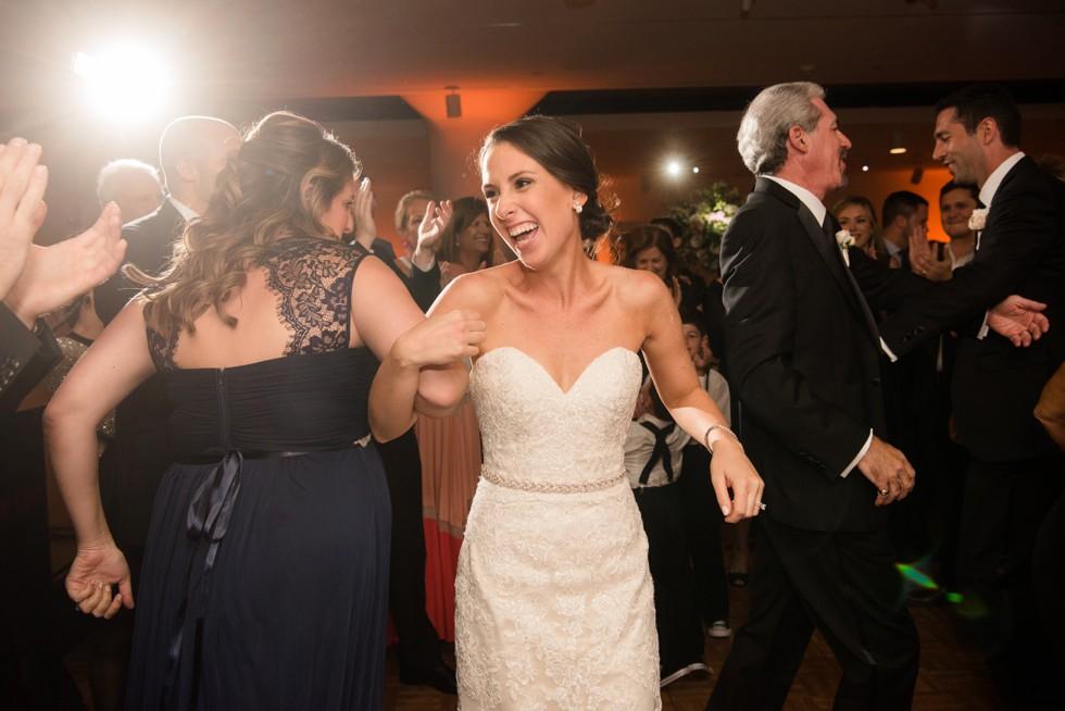 Pennsylvania Academy of Fine Arts Hamilton wedding reception