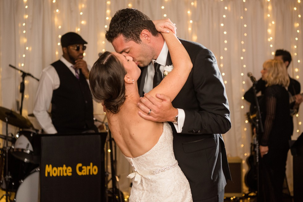 PAFA wedding reception in Philadelphia