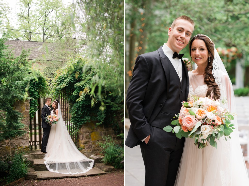 Holly Hedge estate New Hope PA wedding