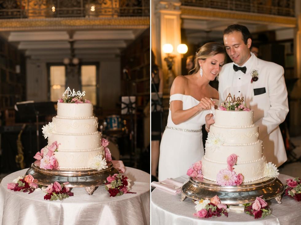Wedding Cake from Charles Levine