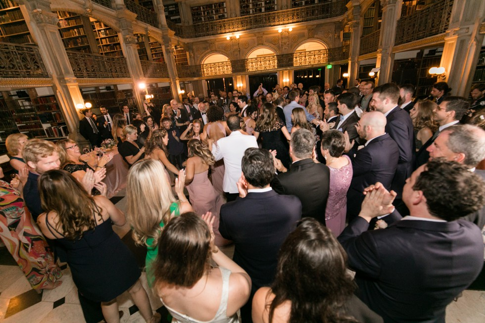 Bachelor Boys Band reception