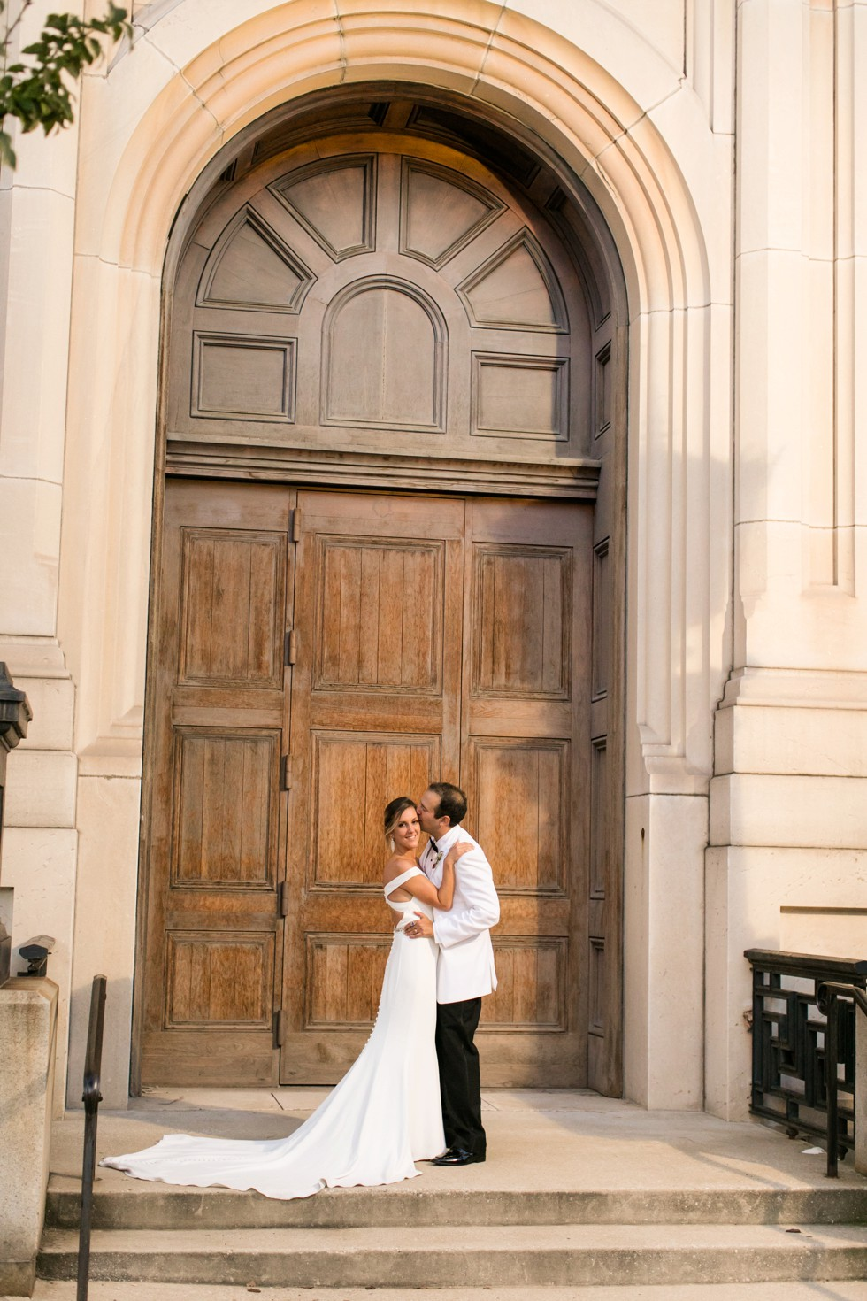 George Peabody Library wedding by Associates