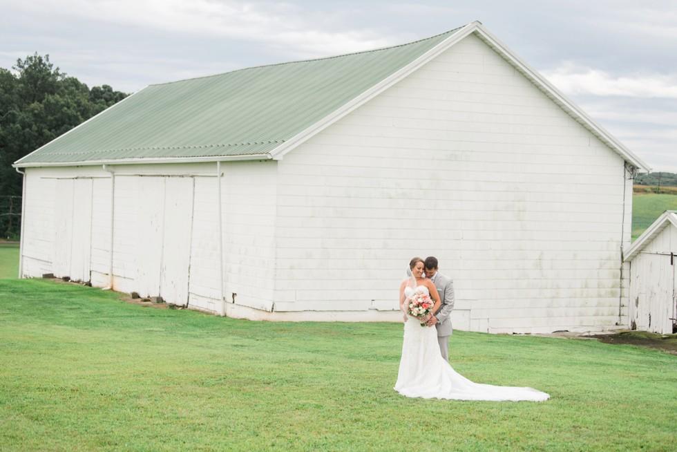 Friendly Farm Wedding Venue - Elizabeth Bailey Wedding