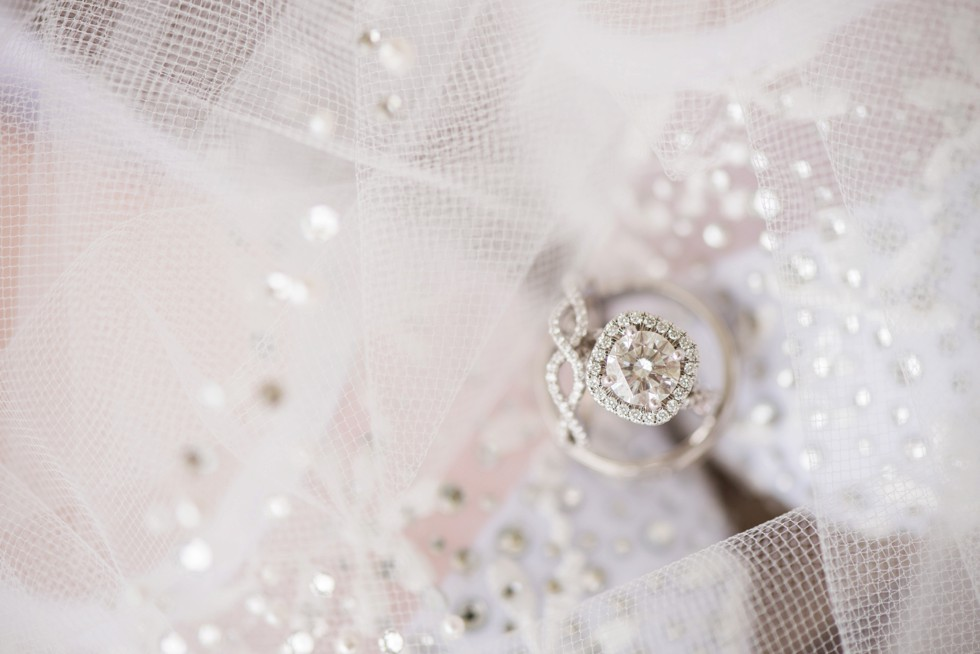 wedding jewelry and engagement ring