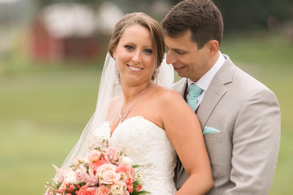 Maryland Farm wedding at Friendly Farm