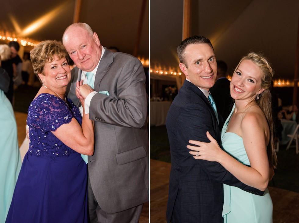 Friendly Farm Wedding Reception - Elizabeth Bailey Weddings