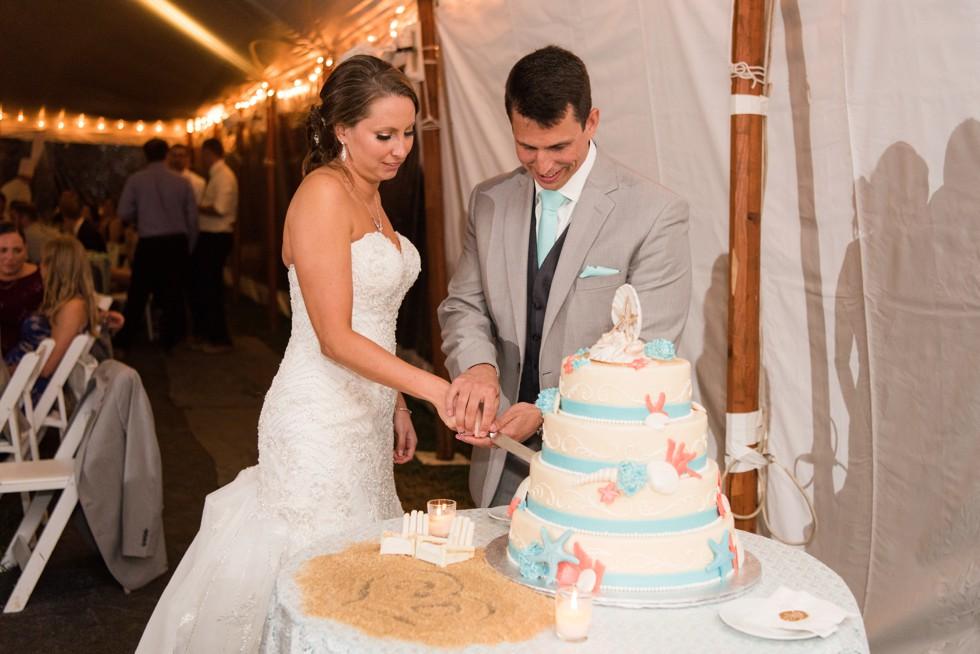 Upperco Maryland wedding at Friendly Farm restaurant