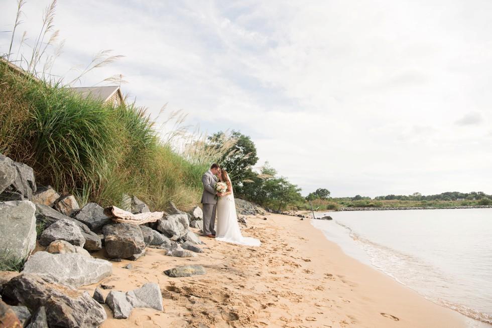 Chesapeake Bay Eastern Shore wedding