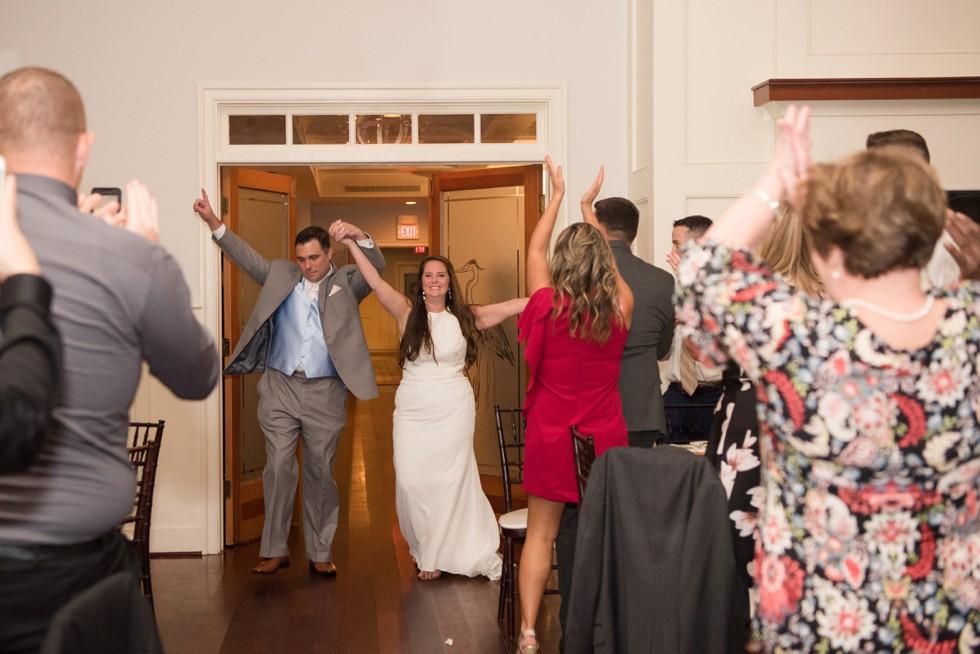 Chesapeake Bay Beach Club wedding first dance