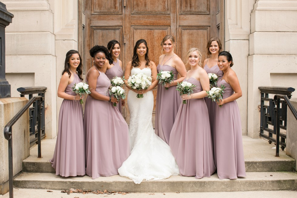 Azazie bridesmaid dresses in Mount Vernon Baltimore
