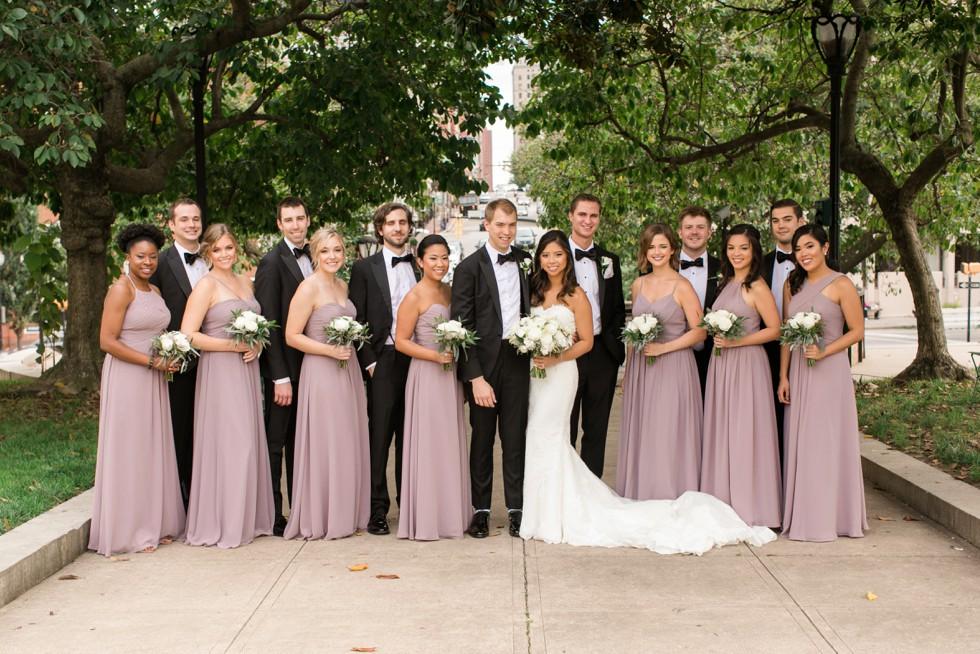 George Peabody Library wedding in September
