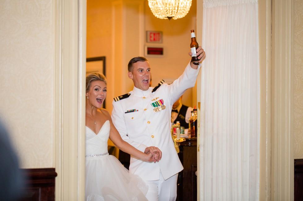 2hands Planning Annapolis wedding reception