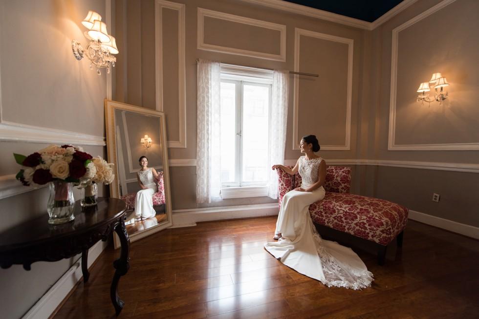 Belvedere Hotel Bridal prep